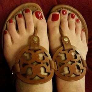 Miller Sandals by Tory Burch!